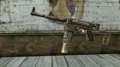 MAT-49 from Battlefield: Vietnam para GTA San Andreas
