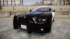 Dodge Charger 2014 Redondo Beach PD [ELS] para GTA 4