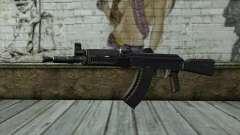 Moderno, AKS-74U para GTA San Andreas