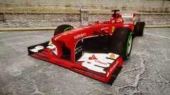 Ferrari F138 v2.0 [RIV] Alonso TIW para GTA 4