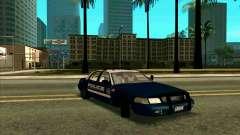 FCPD Ford Crown Victoria para GTA San Andreas