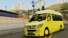 Mercedes-Benz Sprinter Eyüp Expirou para GTA San Andreas