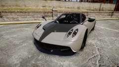 Pagani Huayra 2013 Carbon para GTA 4