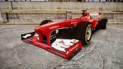 Ferrari F138 v2.0 [RIV] Massa TSD para GTA 4