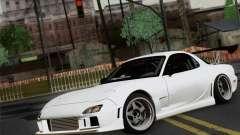 Mazda RX-7 coupé para GTA San Andreas