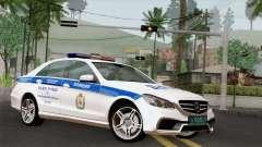 A Mercedes-Benz E63 AMG 2014 ДПС