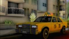 Willard Marbelle Taxi Saints Row Style para GTA San Andreas
