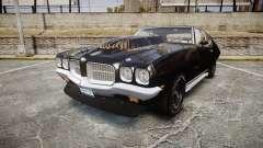 Pontiac Le Mans 1971 Rims3 para GTA 4