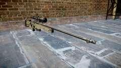 Rifle de precisão L96A1 Magnum