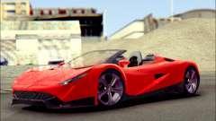 Specter Roadster 2013