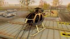 O MD500E helicóptero v3