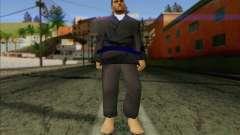 Membro do esquadrão AI Pele 4