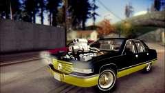 Cadillac Fleetwood 1993 Lowrider