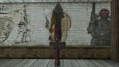 Sword from World of Warcraft para GTA San Andreas