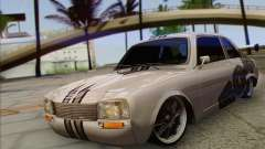 Peugeot 504 Drift Tuning