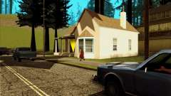 Novo CJ casa em Angel Pine
