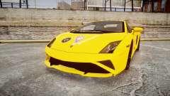 Lamborghini Gallardo 2013 Honoka Kousaka