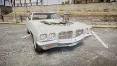 Pontiac Le Mans 1971 Rims2 para GTA 4