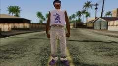 Haitian from GTA Vice City Skin 2