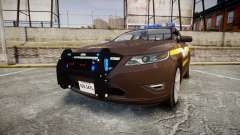 Ford Taurus Sheriff [ELS] Virginia para GTA 4