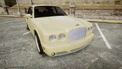 Bentley Arnage T 2005 Rims1 Black