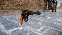 O Revólver Nagant M1895