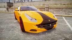 Ferrari FF 2012 Pininfarina Yellow