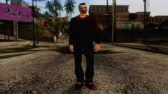 Yakuza from GTA Vice City Skin 1 para GTA San Andreas