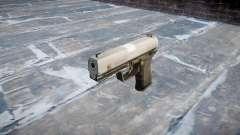 Pistola Taurus 24-7 de titânio icon2