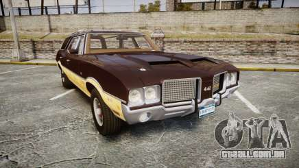 Oldsmobile Vista Cruiser 1972 Rims2 Tree5 para GTA 4