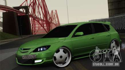 Mazda Speed 3 para GTA San Andreas