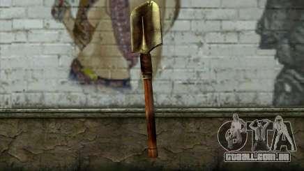 Pá Sapper (Battlefield: Vietnam) para GTA San Andreas