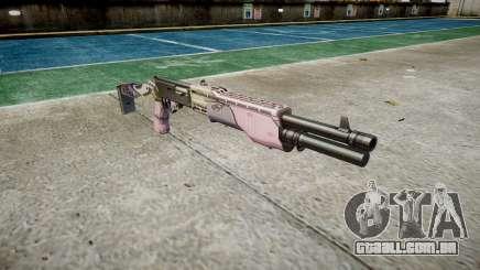 Ружье Franchi SPAS-12 Kawaii para GTA 4