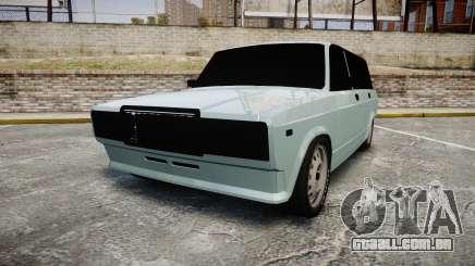 VAZ-2104 hooligan Azerbaijani velho estilo para GTA 4