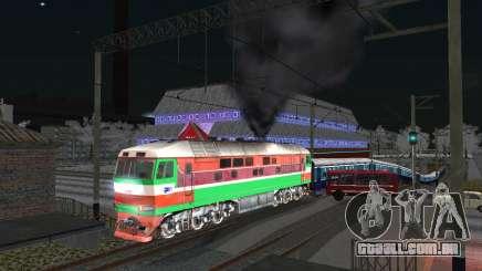 TEP 70 OGIVA para GTA San Andreas