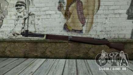 M1 Garand from Day of Defeat para GTA San Andreas