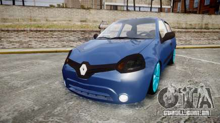 Renault Clio Mio 2014 para GTA 4