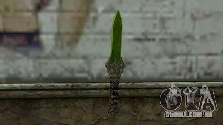 Glass Dagger para GTA San Andreas