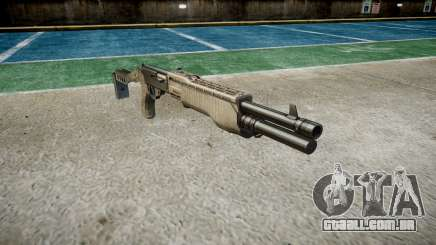 Ружье Franchi SPAS-12 A-TAC AU para GTA 4