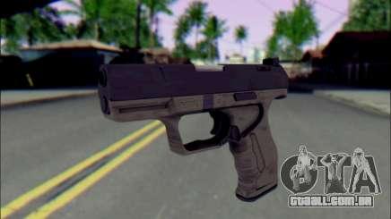 Walther P99 Bump Mapping v1 para GTA San Andreas
