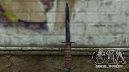 American faca para GTA San Andreas