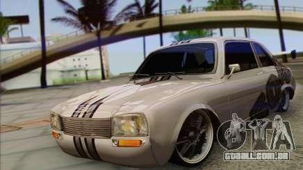 Peugeot 504 Drift Tuning para GTA San Andreas