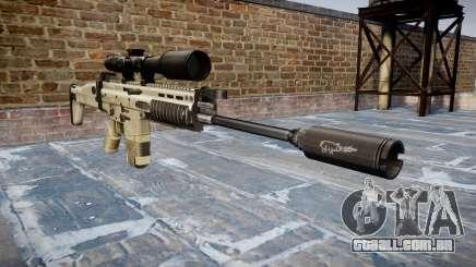 Rifle Mk 17 SCAR-H para GTA 4