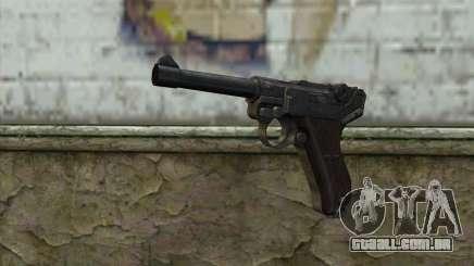 Luger P-08 para GTA San Andreas