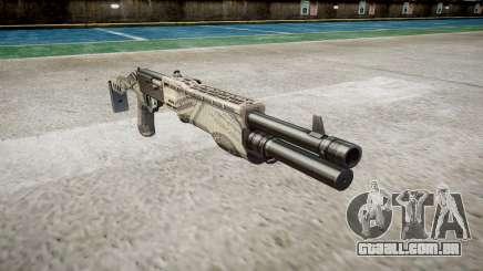 Ружье Franchi SPAS-12 Benjamins para GTA 4