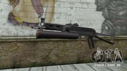 ПП-19 de Armas de fogo para GTA San Andreas