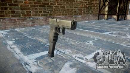 Pistola Glock 18 para GTA 4