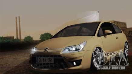 Citroen C4 VTS 2010 para GTA San Andreas