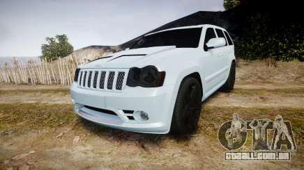 Jeep Grand Cherokee SRT8 stock para GTA 4