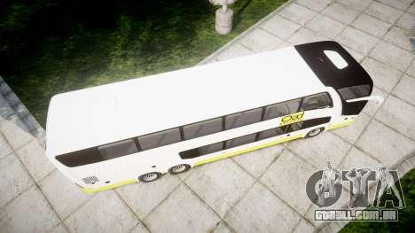 Marcopolo G7 OAD Reizen para GTA 4 vista direita